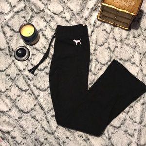 PINK Victoria's Secret boot cut sweatpants